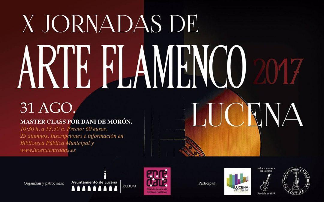X JORNADAS DE ARTE FLAMENCO