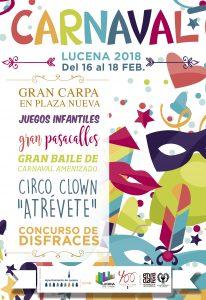 Carnaval 2018 @ Plaza Nueva