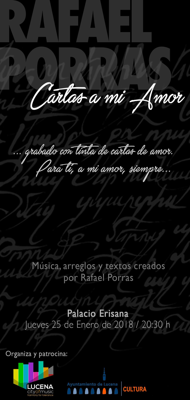 """XIICulturaSin - """"Cartas a mi amor"""" Música de Cámara/Poesía @ Palacio Erisana"""
