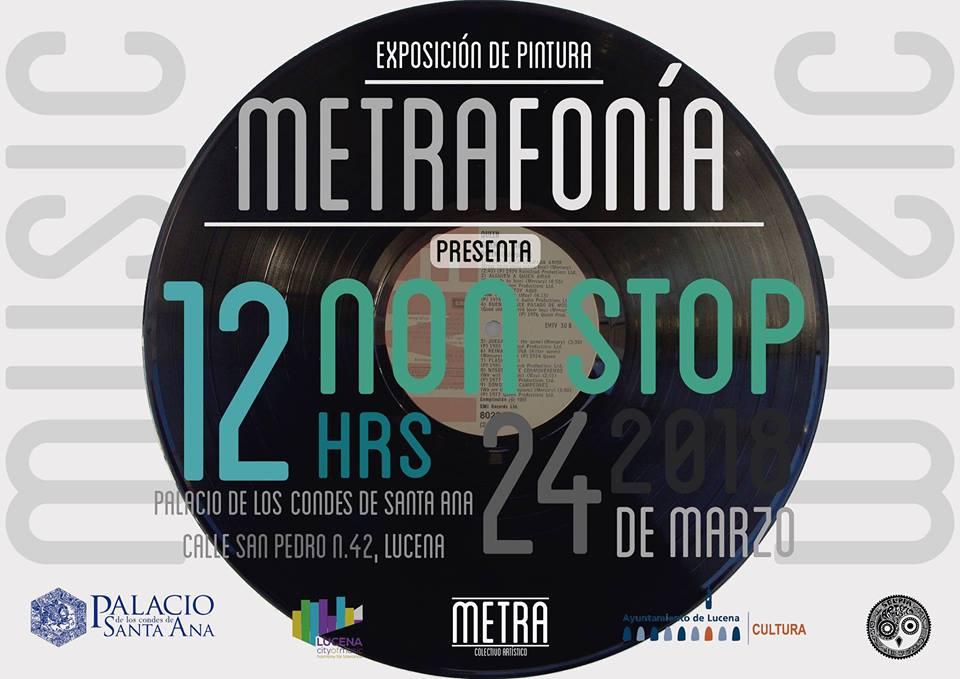 12 HRS NON STOP @ Palacio de los Condes de Santa Ana