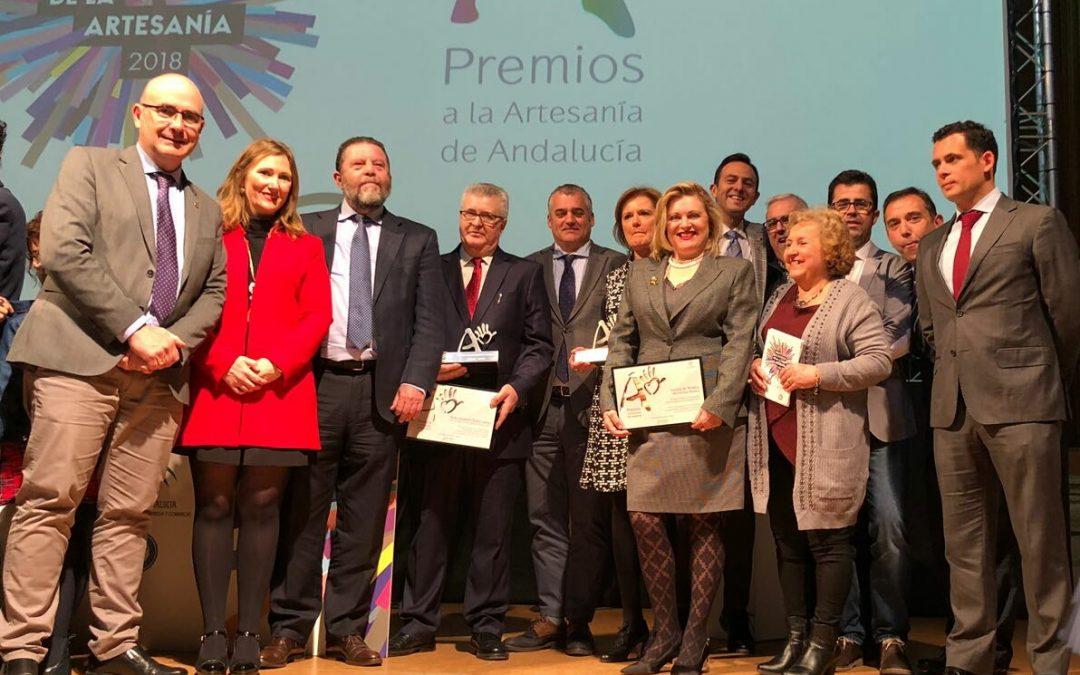 Premios a la Artesanía de Andalucía: Budia Design