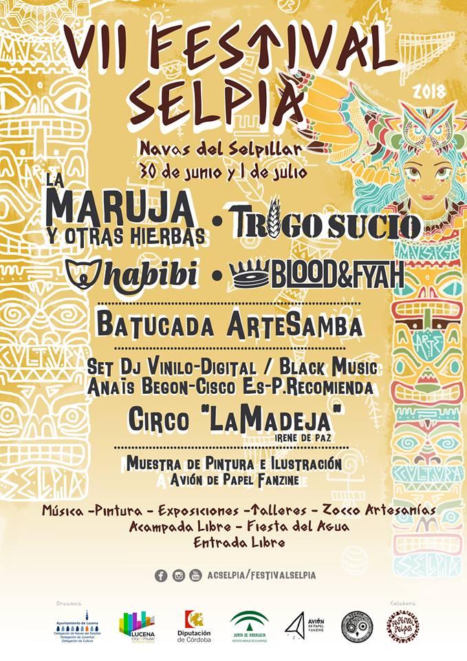 7ª Festival Selpia @ Navas Del Selpillar