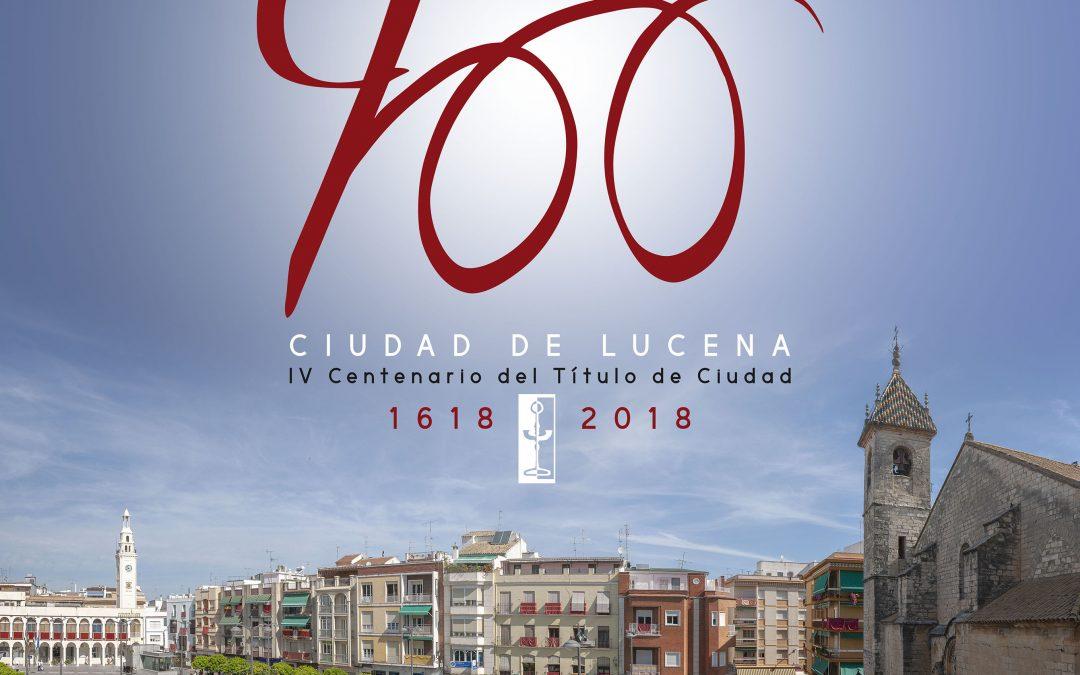 Más de 100 artistas locales se reunirán en la Gran Gala del IV Centenario del Título de Ciudad